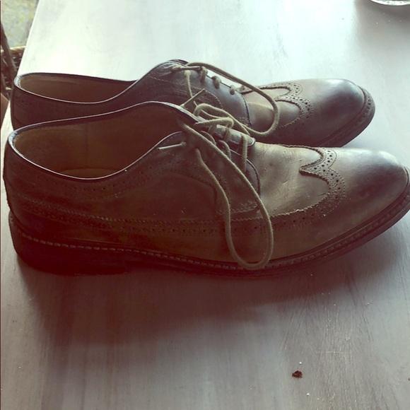 Frye Other - Frye Paul wingtip dress shoes